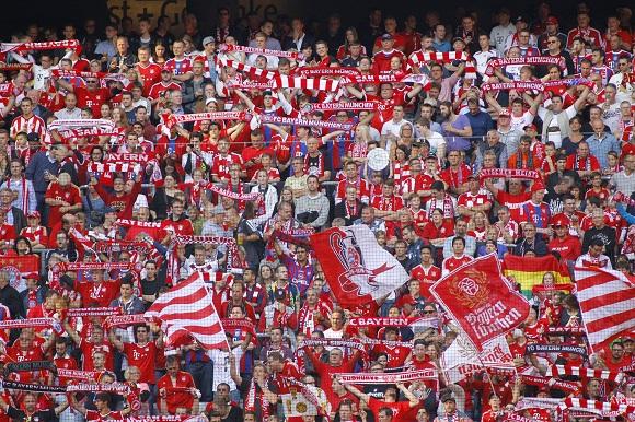Bundesliga, publik