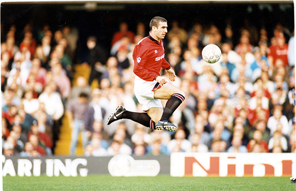 Premier League 1995, Eric Cantona