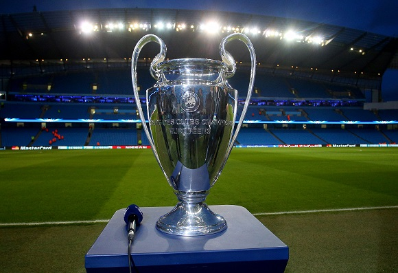 Champions League-pokalen