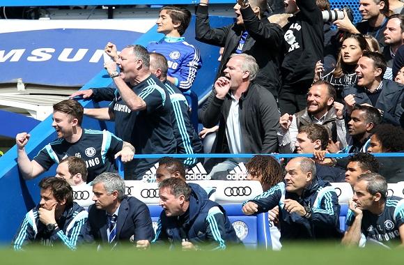 Man City Mot Chelsea: Chelsea Klara Vinnare Av Premier League