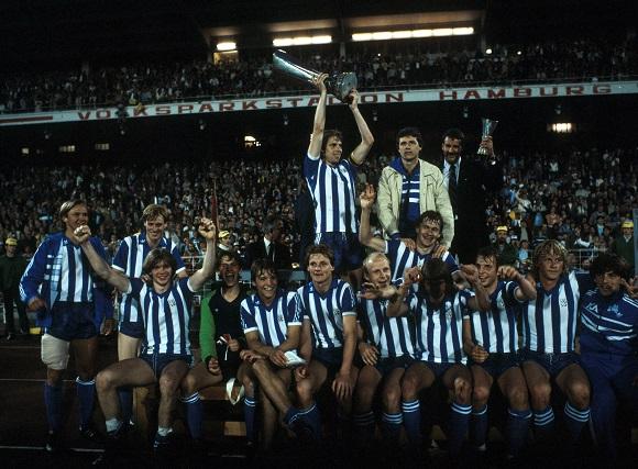 IFK Göteborg vinner Uefacupen 1982