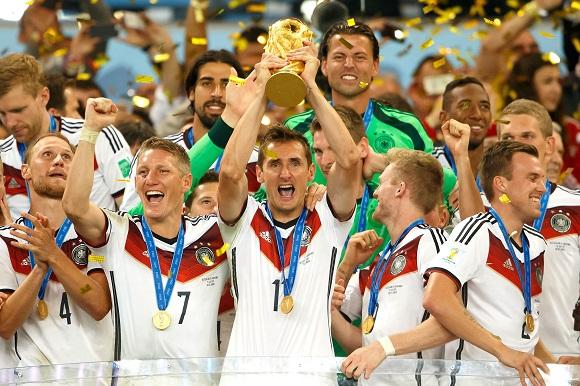 Tyskland världsmästare