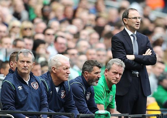 Martin O'Neill, Irlands förbundskapten